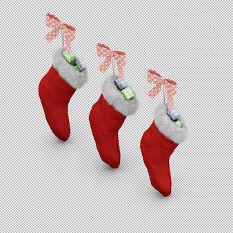 Weihnachtsgeschenk socken