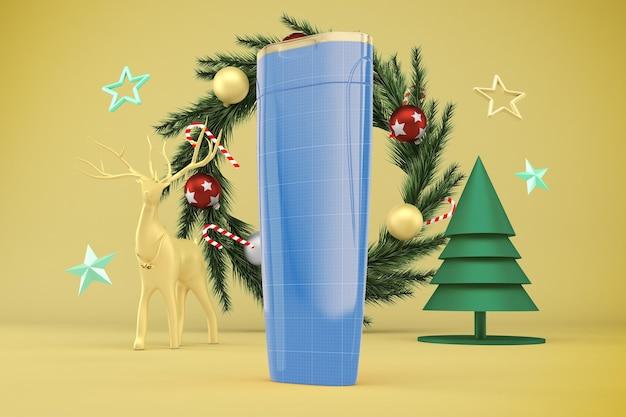 Weihnachtsshampoo