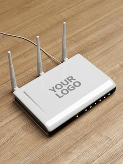 Wlan-router-modell