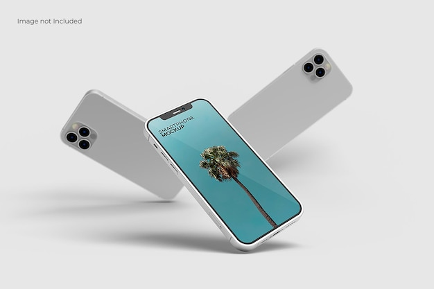 Wunderbares smartphone-modell