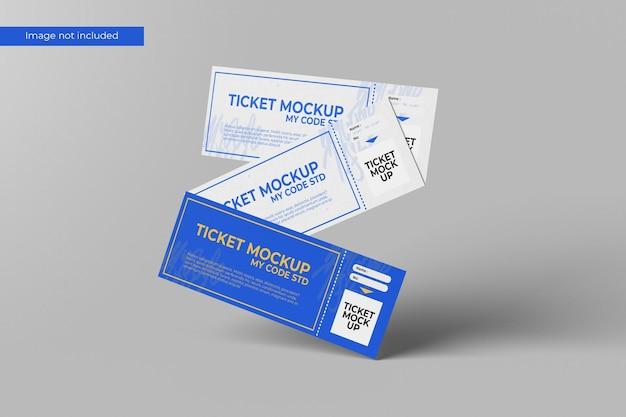 Wunderbares ticketmodell m