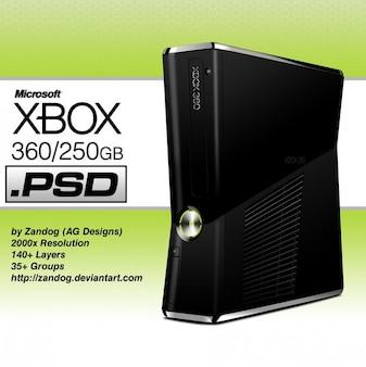 Xbox psd