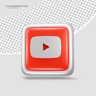 Youtube3d render symbol zeichen oder symbol