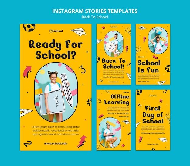Zurück zu den social-media-geschichten in der schule