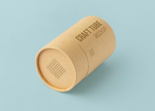 Zylinder realistisches designmodell herstellen