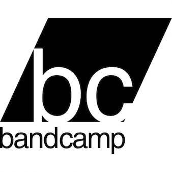 Bandcamp variante logo