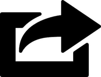 Condividi simbolo