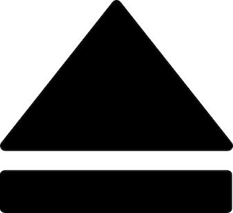Espellere simbolo cd