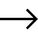 Freccia a destra