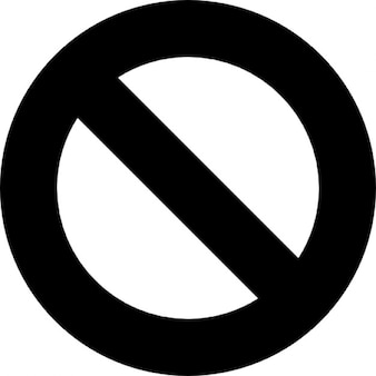 Proibito simbol