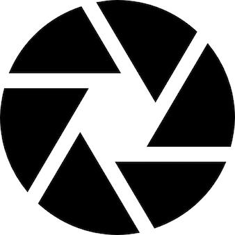Diafragma symbool