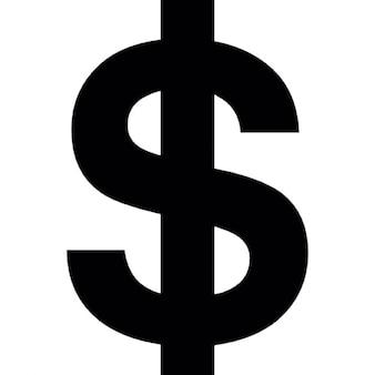 Dollar symbool