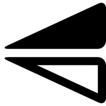 Flipping driehoek