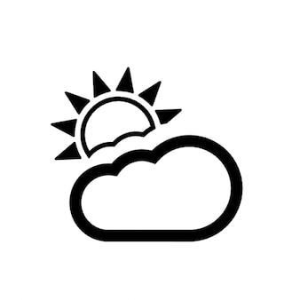 Gedeeltelijk bewolkt