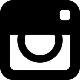Instagram logo variant