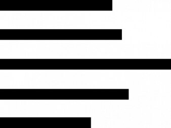 Links uitlijnen. schrift