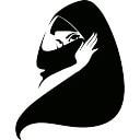 Moslim Vrouw met Hijab