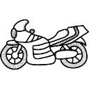 Motorfiets Iconen Gratis Download