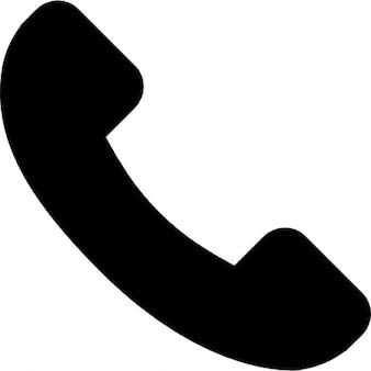 Oproep te beantwoorden, ios 7 interface-symbool