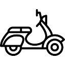 Kleurplaat Motorfiets Vespa Vectoren Foto S En Psd Bestanden Gratis Download