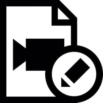 Video bewerken document