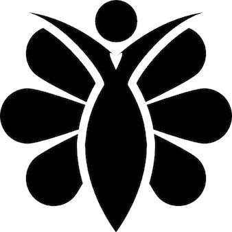 Vrouwelijke logo