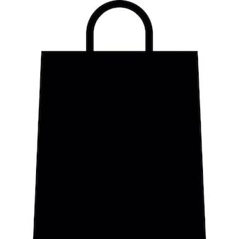 Winkelen papieren zak