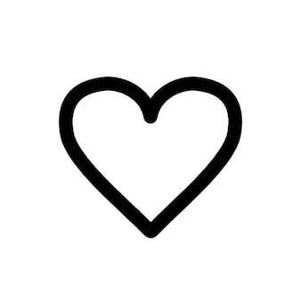 Witte hart