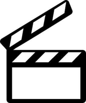 Ardósia set de filmagem