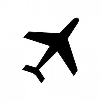 Avião voando
