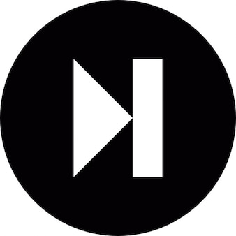 Botão de avanço próxima música