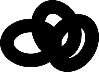 Calamar anéis