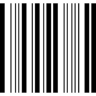 Código de barras de forma quadrada