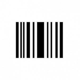 Código de barras Ícone grátis