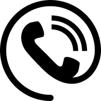 Contato telefônico