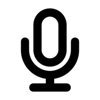 Esboço microfone