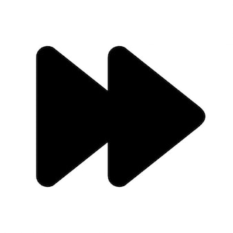 Forward jogador botão