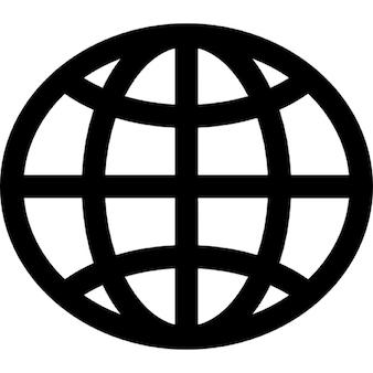 Globo do mundo wide web