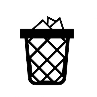 Lixo completo