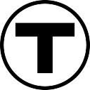 Logotipo metro Boston
