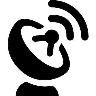 Recepção de sinal gps