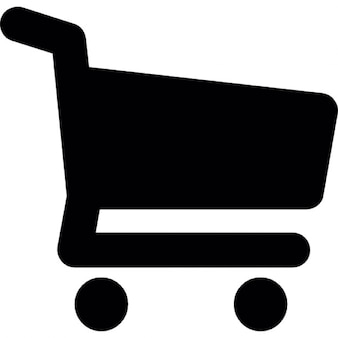 Roda de carro de compras
