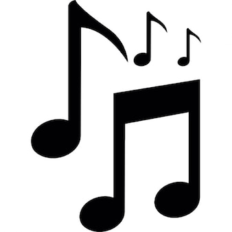 Símbolos das notas musicais
