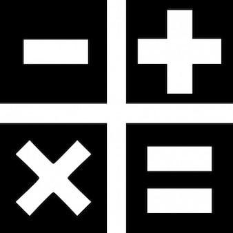Sinais matemáticos