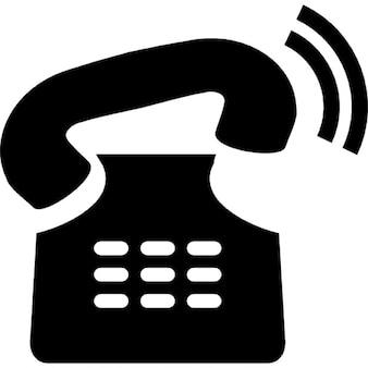 Telefone tocando