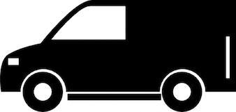 Transporte van veículo
