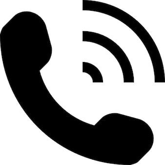 Volume do telefone