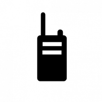 Wakie talkie rádio