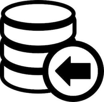 Base de données de sauvegarde