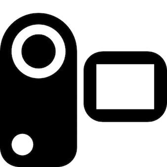Caméra vidéo de l'avant